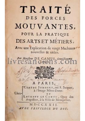 Photo CAMUS, François-Joseph de.