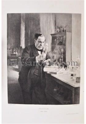 Photo VALLERY-RADOT, Pasteur || PASTEUR.