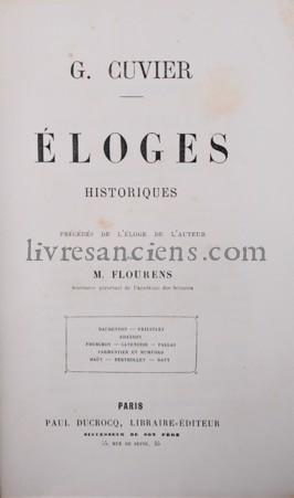 Photo FLOURENS, Pierre.