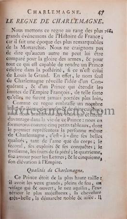 Photo HISTOIRE DE FRANCE || [ALLETZ, Pons-Augustin].