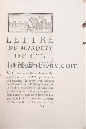 Photo NECKER, Jacques    [GRIMOARD, Philippe-Henri de].
