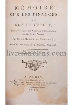 Photo MAHY DE CORMÉRÉ, Guillaume-François de.