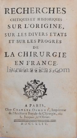 Photo [QUESNAY, François].