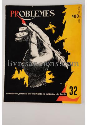 Photo Revue Problème - Association Générale des Etudiant en Médecine de Paris.