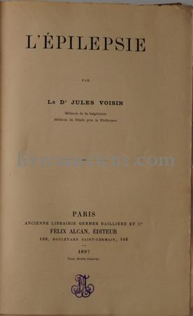 Photo VOISIN, Jules.
