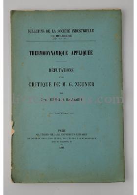 Photo HIRN, Gustave Adolphe    HALLAUER, Octave.