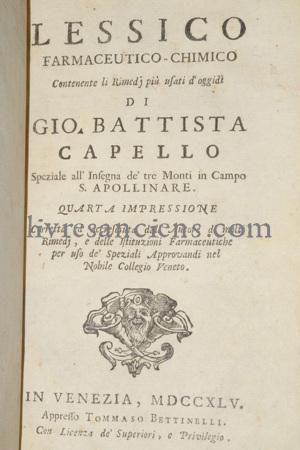 Photo CAPELLO, Giovanni Battista.