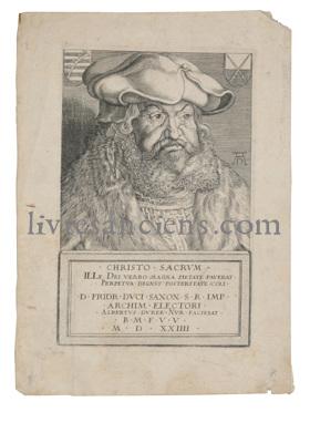 Photo [GRAVURE] DURER, Albrecht d'après.