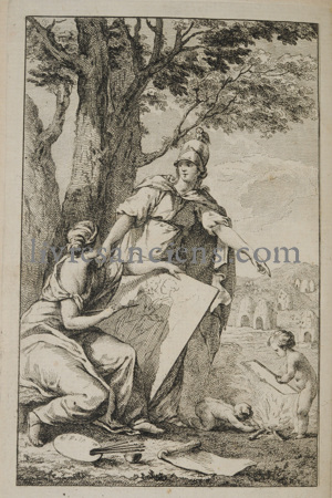 Photo CAYLUS, Comte de.