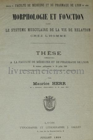 Photo HERR, Maurice.