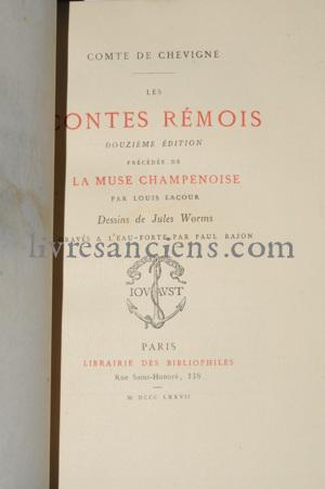 Photo CHEVIGNE, Louis (Comte de).