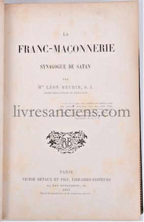 Photo MEURIN, Mgr Léon.