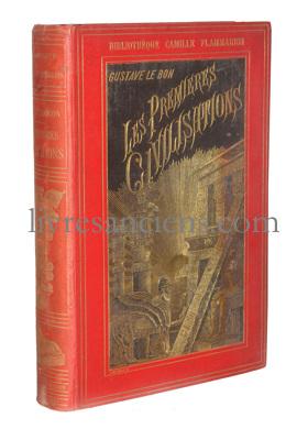 Photo LE BON, Gustave.