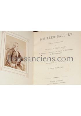 Photo KAULBACH, William    JAEGER, C.    Mueller, A.    PIXIS, Th.    BAYSCHLAG, R.    LINDENSCHMIT, W.