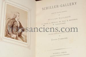 Photo KAULBACH, William || JAEGER, C. || Mueller, A. || PIXIS, Th. || BAYSCHLAG, R. || LINDENSCHMIT, W.