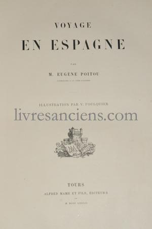 Photo POITOU, Eugène.
