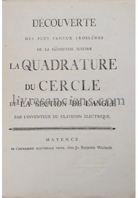 Photo [LABORDE, Jean-Baptiste de].