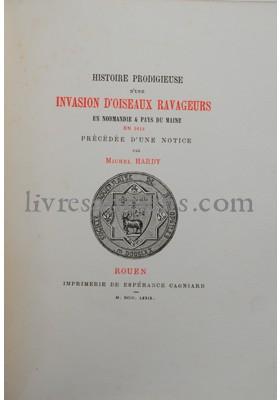 Photo Société Rouennaise de Bibliophiles.