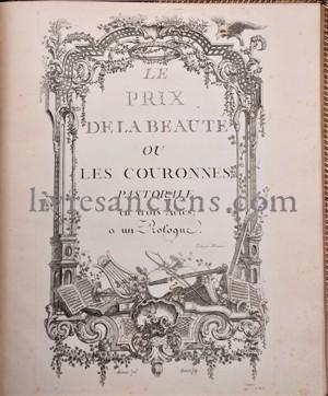 Photo [RELIURE AUX ARMES DE MARIE-ANTOINETTE || [GONDOT, Pierre-Thomas].